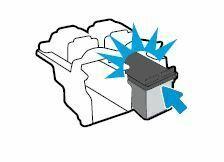 encaje el cartucho en su lugar