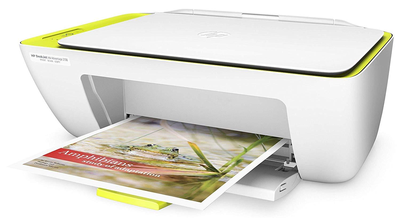 Como Instalar una Impresora HP DeskJet 2138
