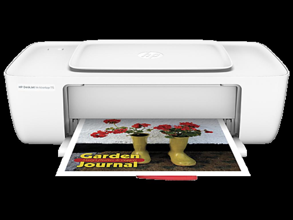 como instalar una impresora HP DeskJet Ink Advantage 1115