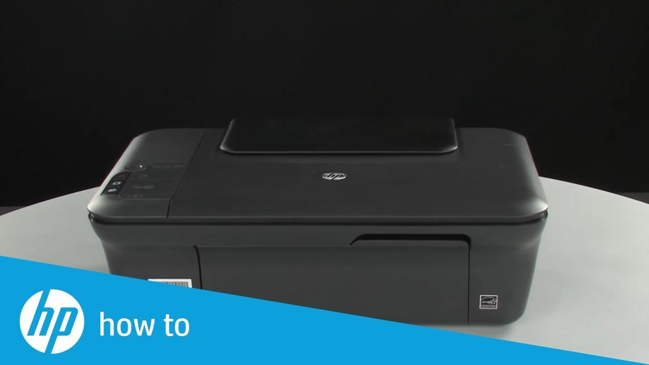 🥇 Instalar impresora HP DeskJet 2050