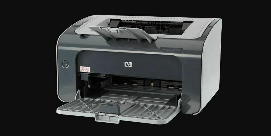 Como Instalar una Impresora HP LaserJet P1106