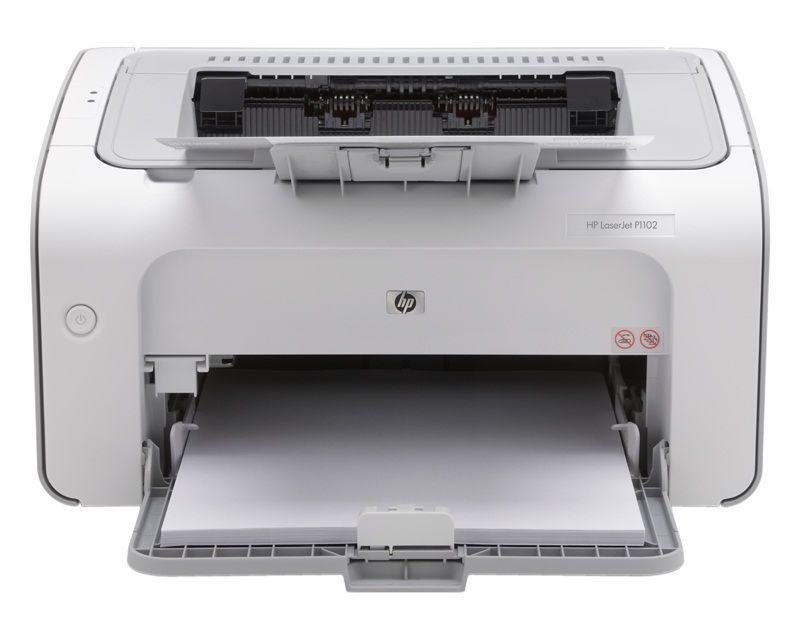 Como Instalar una Impresora HP LaserJet P1102