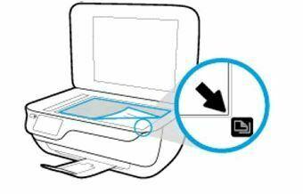 alinear cartuchos impresora HP officejet 3830