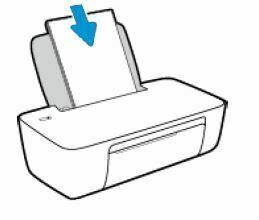 cargar papel en la impresora