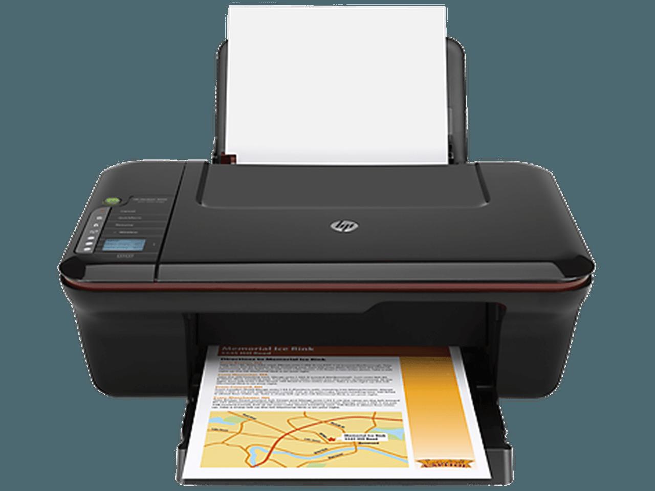 🥇 Instalar Impresora HP DeskJet 3050