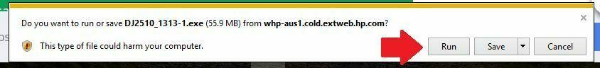 Descargar software para instalar Impresora HP DeskJet 2515