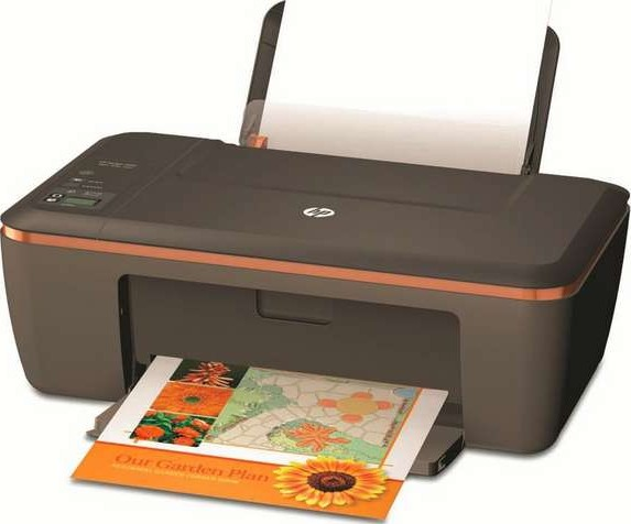 como instalar una impresora hp Deskjet 2512