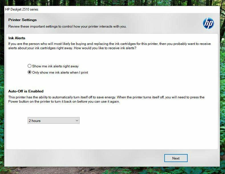 Configurar HP Deskjet 2515
