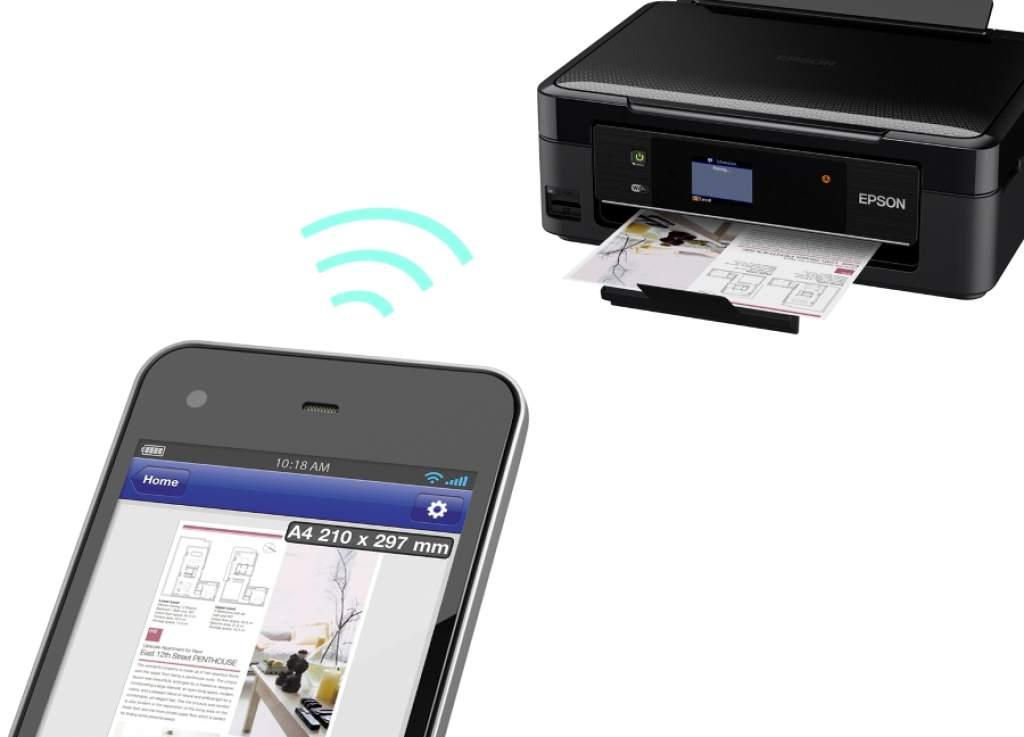 Imprimir desde dispositivos moviles en un Impresora EPSON