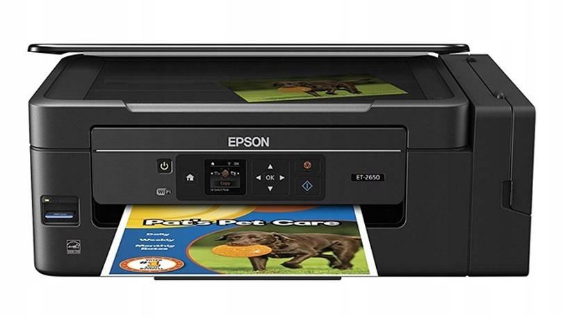 como instalar una Impresora epson ET-2650