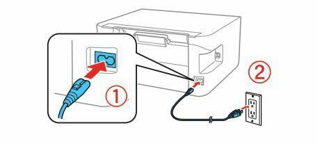 impresora Epson L3110 aCONECTE LA IMPRESORA