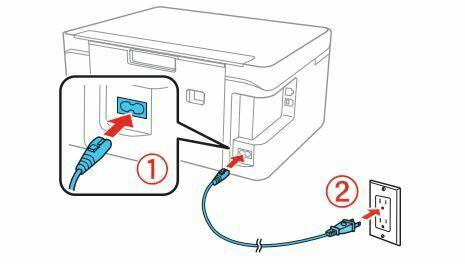 impresora Epson L4150 conecte la impresora