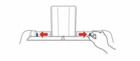 impresora Epson L4150 deslice la guia