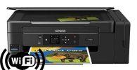 Como Instalar una Impresora Epson ET-2650 por WiFi