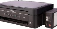 Como Instalar una Impresora Epson L355