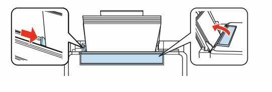 Impresora Epson L355 ajustar guias