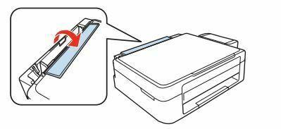 Epson L210 bandeja extender