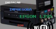 Configurar EPSON L395 WiFi
