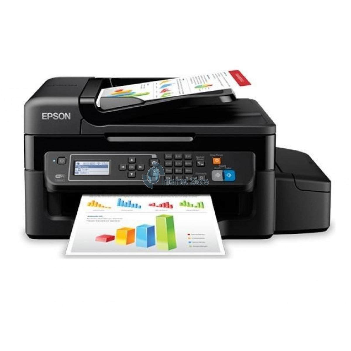 🥇 Instalar impresora EPSON L575
