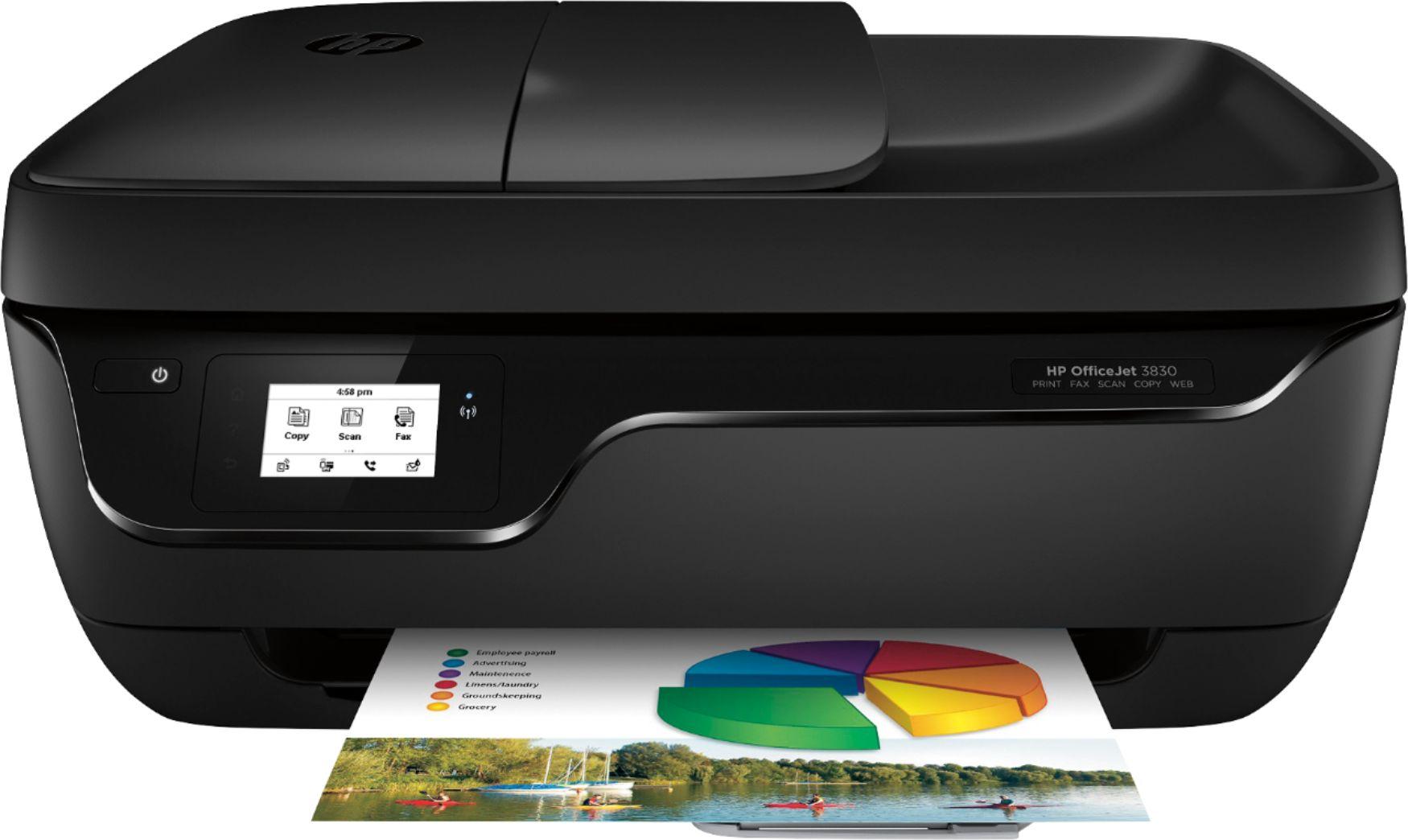 🥇 Instalar Impresora HP OfficeJet 3833