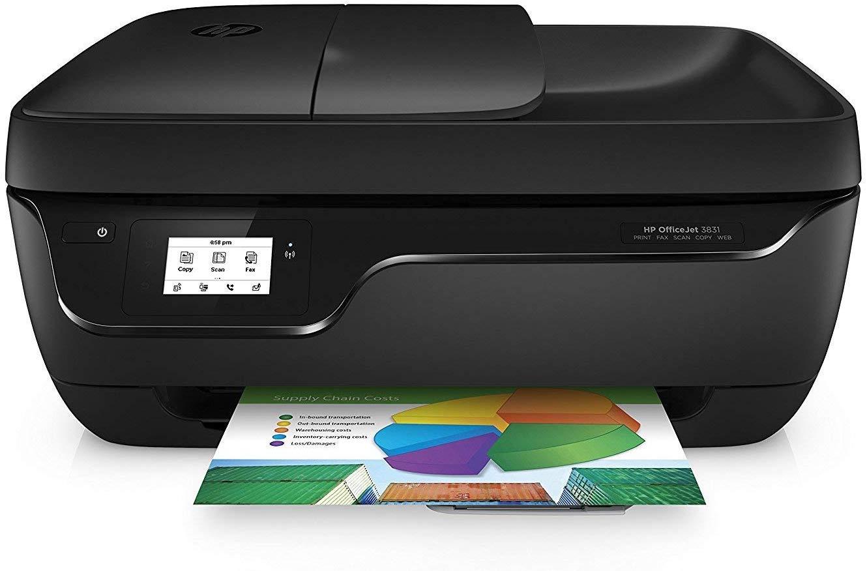 🥇 Instalar Impresora HP OfficeJet 3831